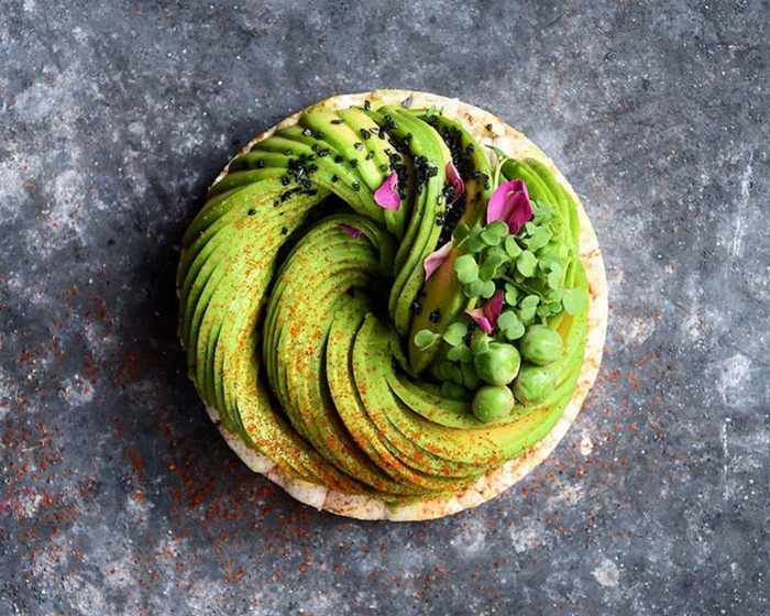 Ода авокадо: невероятно красивые фотографии блюд с авокадо