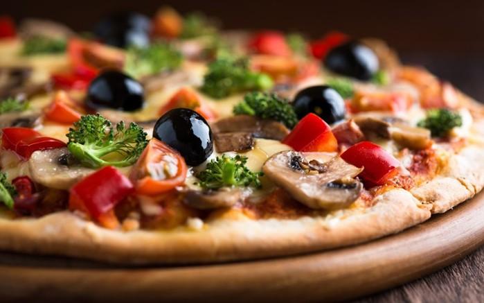 Готовим пиццу!