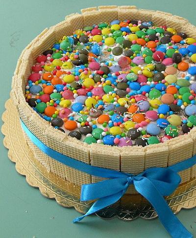 Красивые торты на день рождения своими руками рецепты с фото