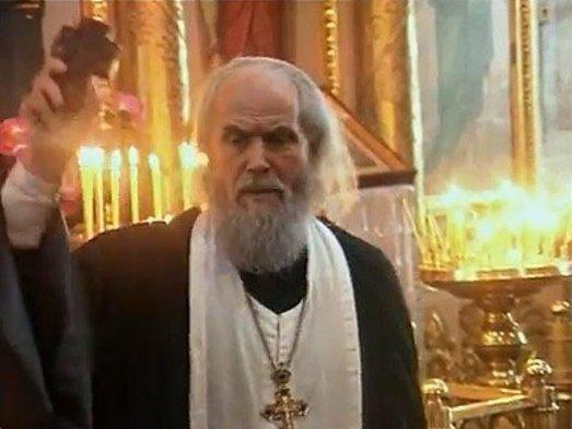 В делах аком православном монастыре проводят отчитку