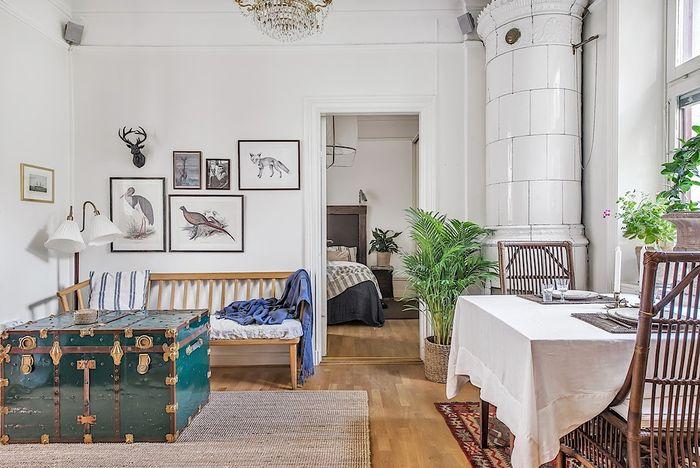 дизайн интерьера маленькой квартиры 2 (700x468, 271Kb)