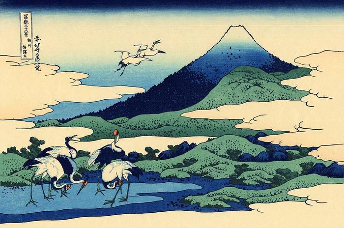 08-Umegawa_in_Sagami_province (700x464, 414Kb)