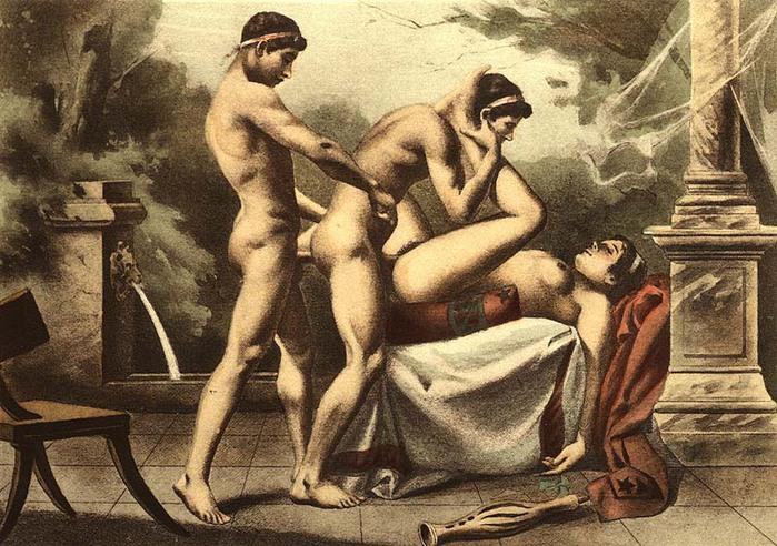 смотреть лесбиянки в древние времена-эф1