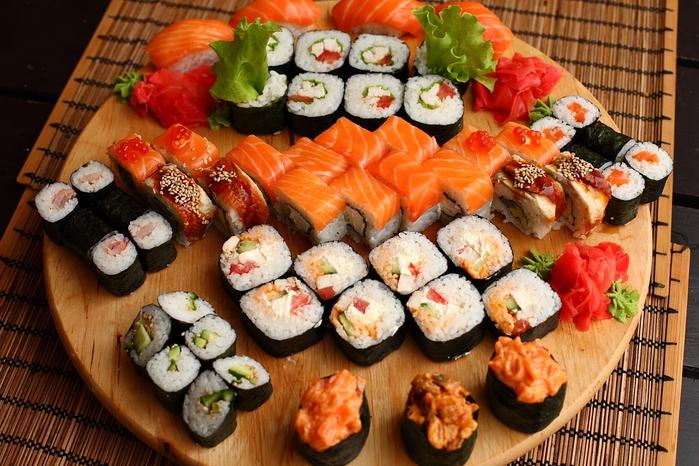 суши (700x466, 474Kb)