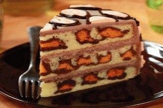 леопардовый торт (330x220, 80Kb)