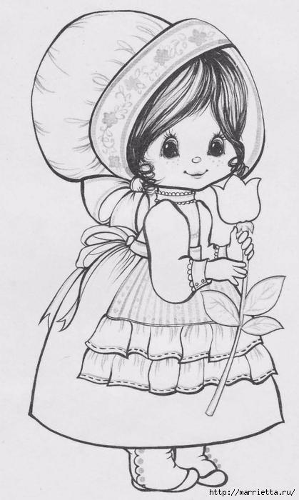 Детские подушки-куклы с росписью акриловыми красками (36) (419x700, 172Kb)