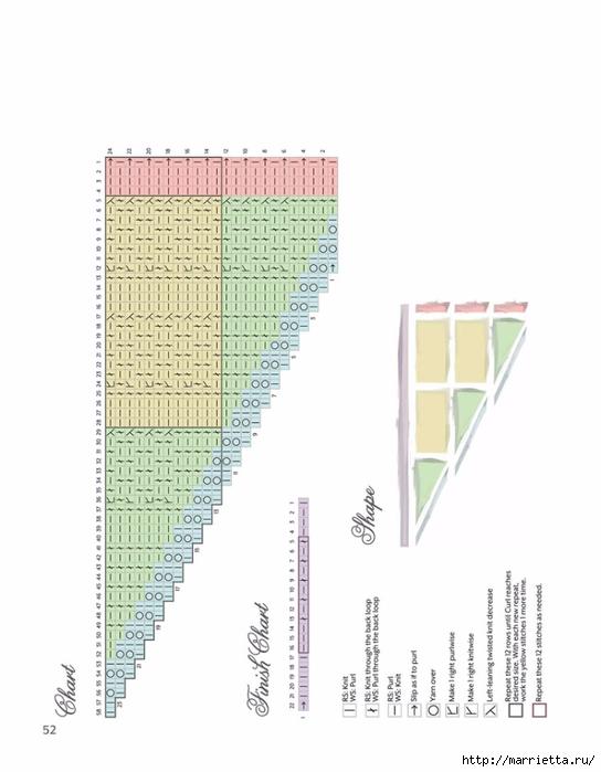 Вяжем спицами БАКТУС. Журнал со схемами (62) (544x700, 148Kb)