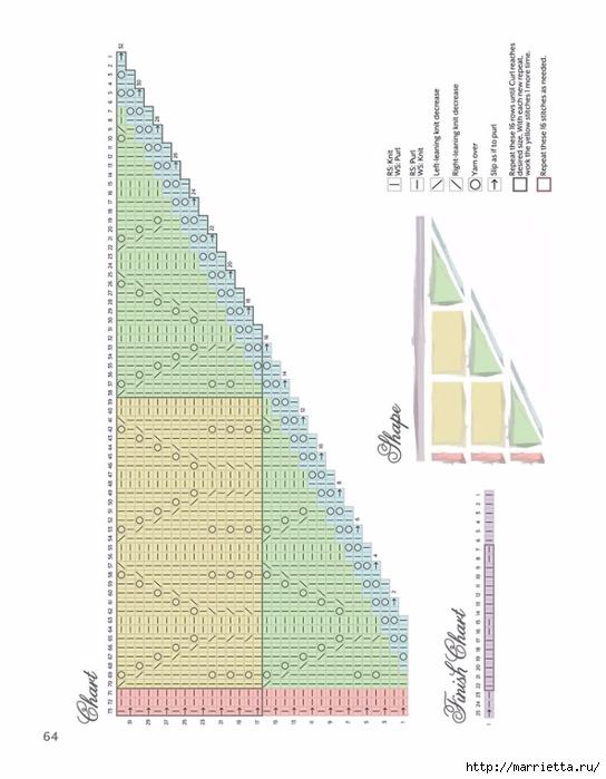 Вяжем спицами БАКТУС. Журнал со схемами (70) (544x700, 169Kb)