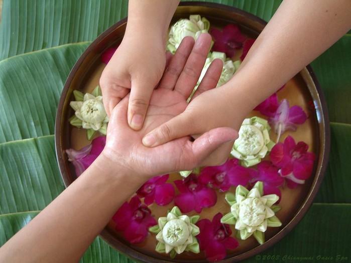 Как использовать лечебную силу ваших рук - Активные точки на ладони, массаж кистей рук, болезни по руке