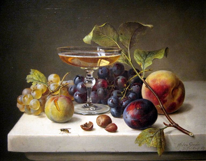 Still_Life_with_Fruit_and_Champagne (700x545, 404Kb)