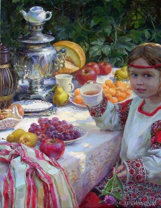 osennij_natyurmort_i_sonya_za_samovarom (542x700, 481Kb)