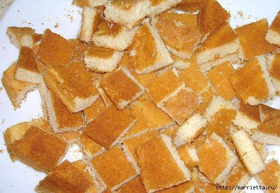 Фото рецепт торта Битое стекло (3) (552x380, 173Kb)