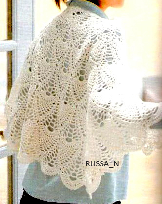 Crochet Pineapple Lace 10 (1) (332x418, 152Kb)