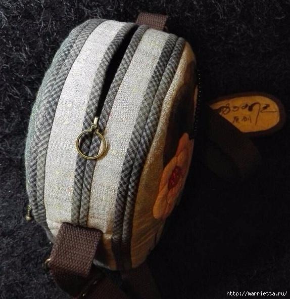 Мастер-класс по пошиву сумочки с аппликацией для девочки (18) (574x591, 219Kb)