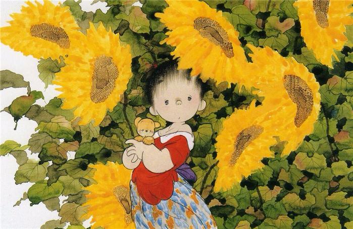 картины Nakajima Kiyoshi 8 (700x455, 458Kb)