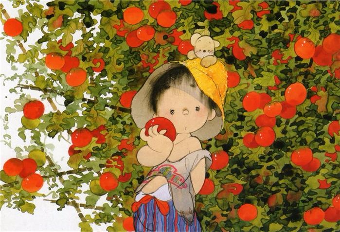 картины Nakajima Kiyoshi 11 (700x477, 492Kb)