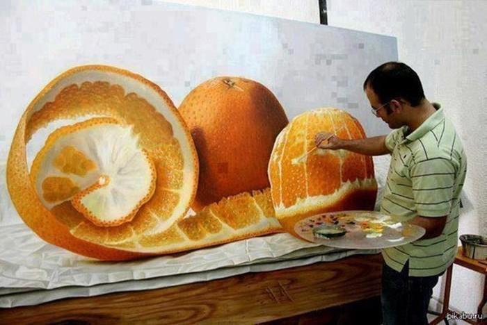 Невероятный гиперреализм художников, доходящий до абсурда