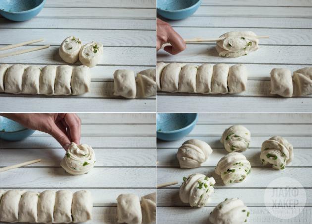 Как приготовить паровые булочки