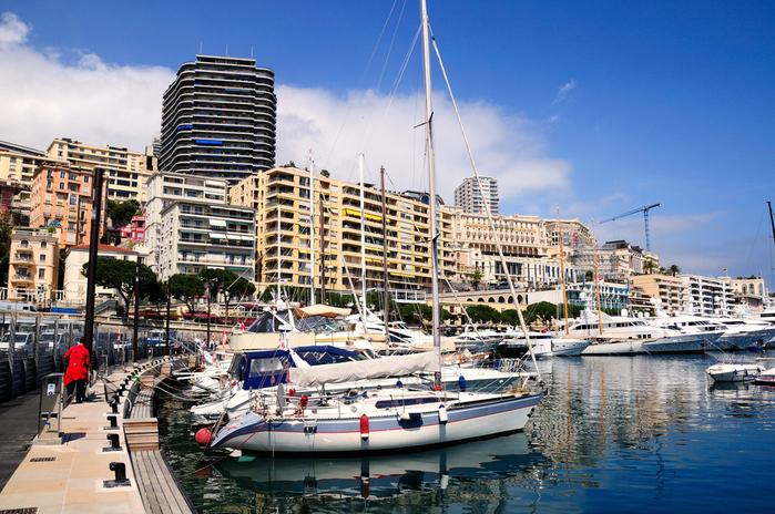 Монако. (700x464, 517Kb)
