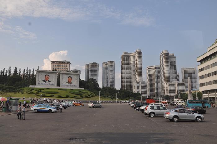 Северная Корея (август 2016 г.)