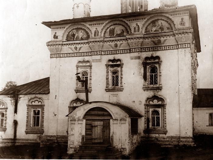 �������� #������� 1900-1917�.�., ������, �������� ����, #���������/2045074_219478_Spasskaya_cerkov (700x525, 279Kb)
