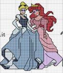 Превью Дисней принцессы. (605x700, 495Kb)