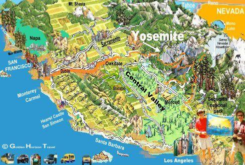 Yosemite-Map-California-parks (491x331, 286Kb)