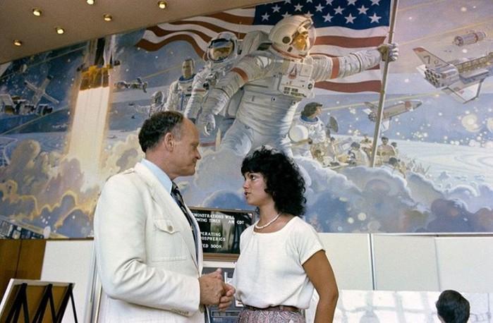 Астронавт с женским обаянием! Путь в космос и трагическая гибель Джудит Резник (продолжение)