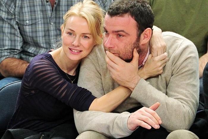Голливудские актеры Наоми Уоттс и Лив Шрайбер расстались после 11 лет отношений