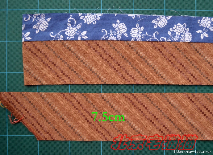 Лоскутное панно-ковер на стену. Пошаговый МК (25) (690x503, 352Kb)