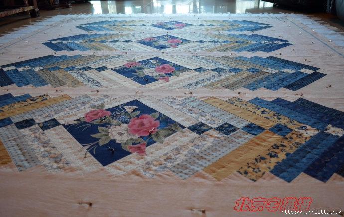 Лоскутное панно-ковер на стену. Пошаговый МК (41) (690x436, 227Kb)