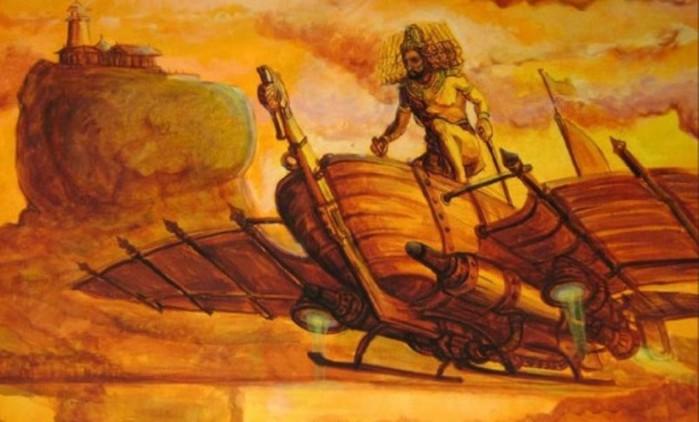 Тайны Древнего мира: загадочные машины, невероятные летательные аппараты и другой транспорт