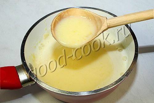 Как сделать крем из молока и сахара