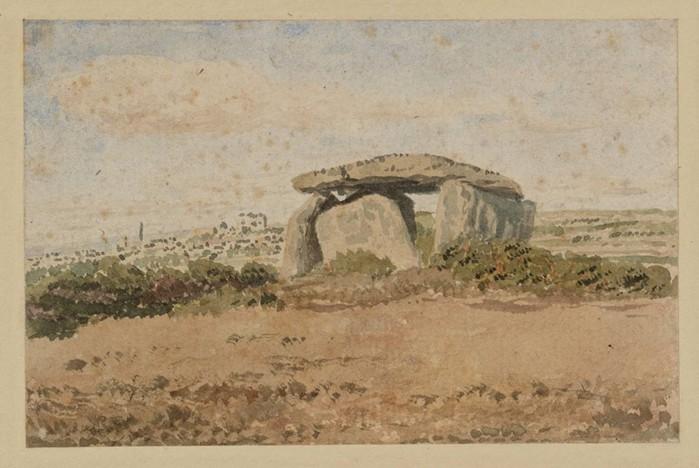 Что такое дольмены и для чего они построены в древности