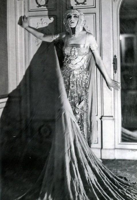 Талант и эпатаж: как шокировала современников танцовщица Ида Рубинштейн