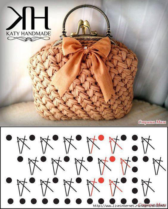 Трикотажные вязания крючком