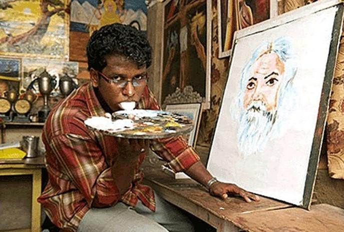 Безумные художники и их сумасшедшие картины