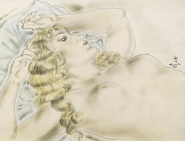 1931_���������� ������ (Madeleine sleeping). (650x495, 250Kb)