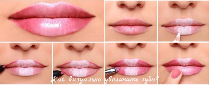 """alt=""""Как визуально увеличить губы?""""/2835299__3_ (700x285, 295Kb)"""