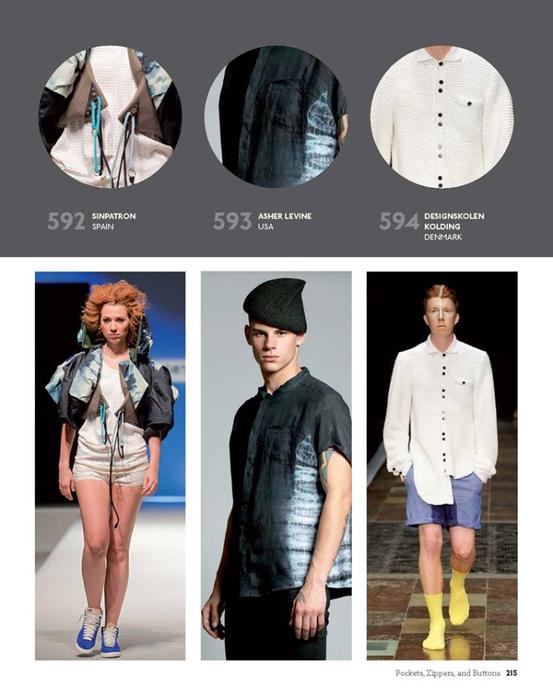 Карман модная деталь