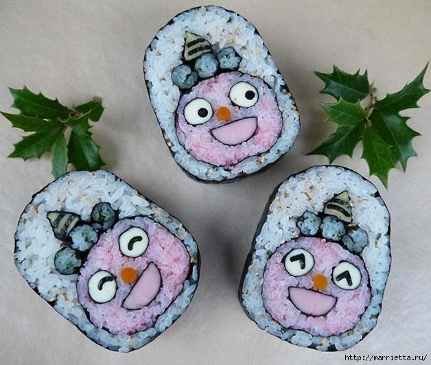 Детские суши. Можно ли давать детям суши (11) (628x532, 229Kb)