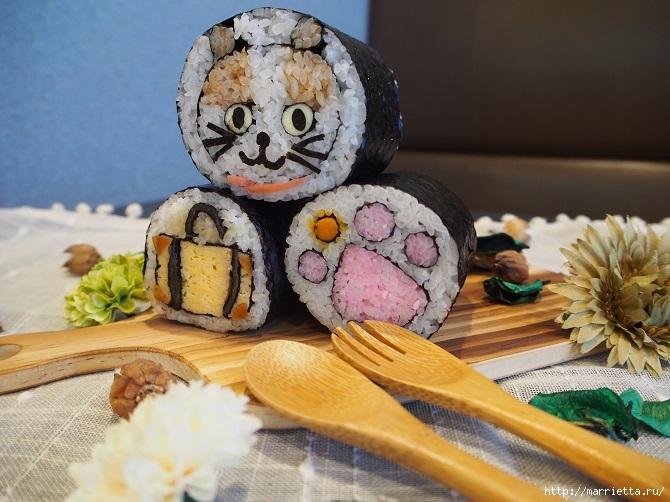 Детские суши. Можно ли давать детям суши (17) (670x502, 232Kb)