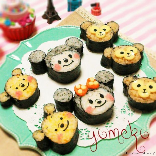Детские суши. Можно ли давать детям суши (42) (621x621, 269Kb)