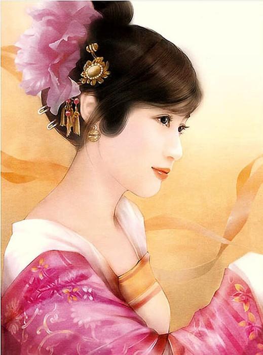 Женщины Китая — Загадочная нежность китаянок