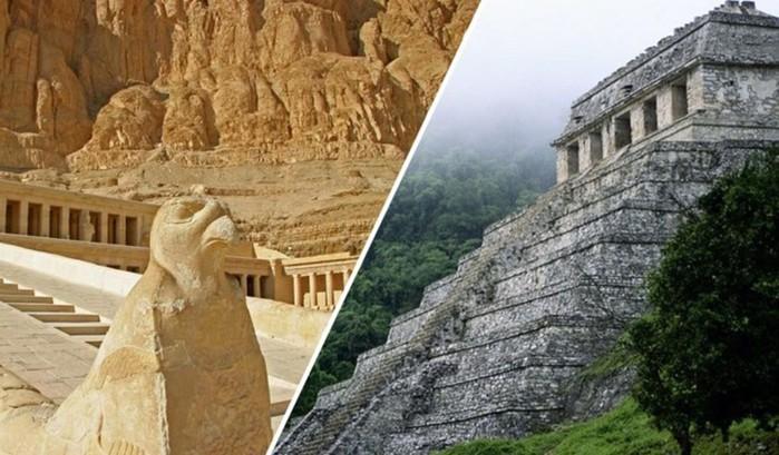 Классное зрелище! Пять 3D видео с реконструкицями Древнего мира