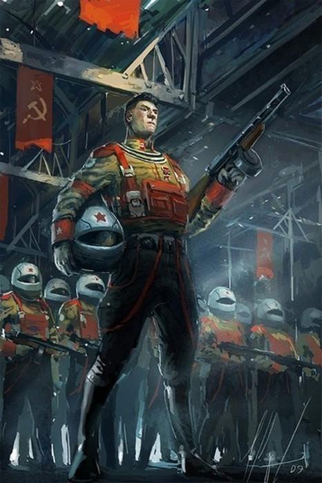 Каким бы мог быть Советский Союз в будущем