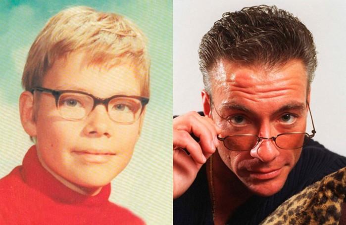Сравним 20 знаменитостей: актеры, которые с возрастом стали еще красивее