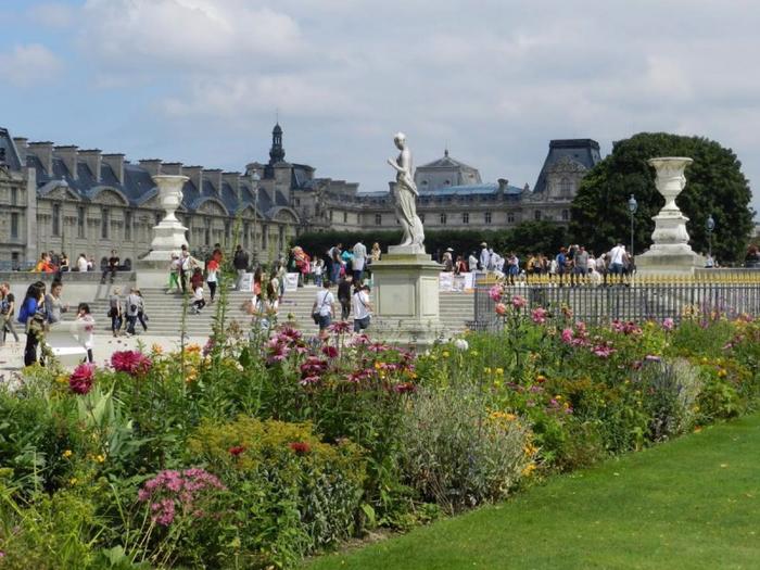 сад тюильри в париже фото 2 (700x525, 417Kb)