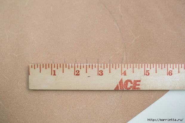 Подвесное кашпо из кожи своими руками (8) (620x413, 112Kb)
