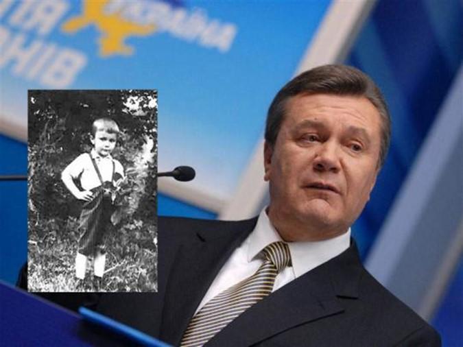 Политики в детстве и юности — фотографии